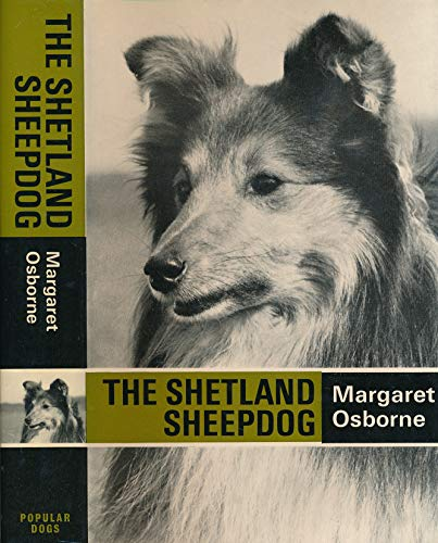 9780090503421: The Shetland sheepdog ('Popular Dogs.' Breed series)