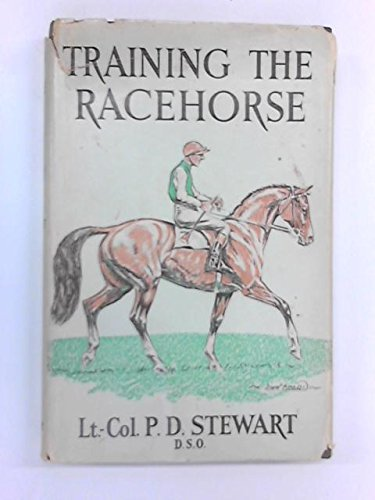 9780090504329: Training the Racehorse