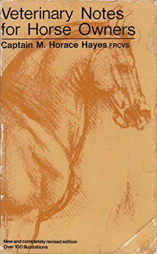 9780090529322: Veterinary Notes for Horse Owners