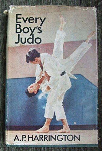 9780090530717: Every Boy's Judo