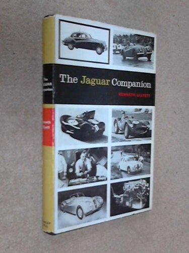 9780090549122: The Jaguar companion