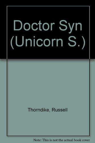 9780090556410: Doctor Syn (Unicorn S)
