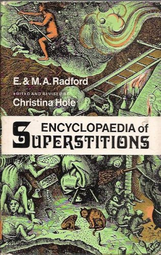 9780090623211: ENCYCLOPEDIA OF SUPERSTITIONS