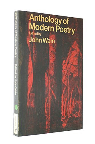 9780090671311: Anthology of Modern Poetry