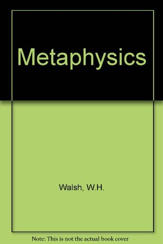 9780090701018: Metaphysics