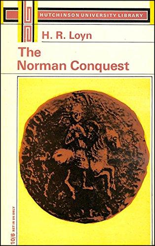 9780090733422: Norman Conquest.
