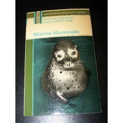 9780090743421: Marine Mammals (University Library)