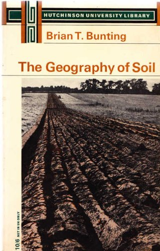 9780090745548: Geography of Soil (University Library)