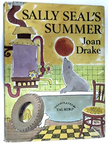 Sally Seals Summer (0090747801) by Joan Drake
