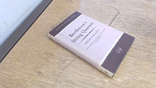 9780090760404: Beethoven's String Quartets