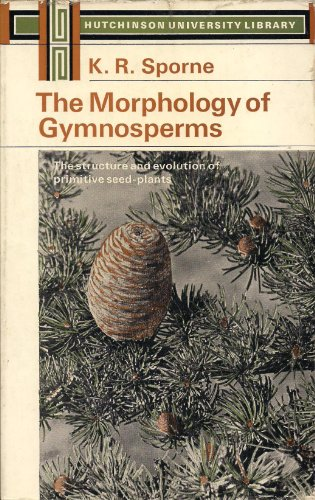 9780090771523: Morphology of Gymnosperms