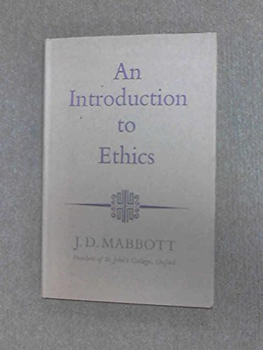 9780090788507: Introduction to Ethics