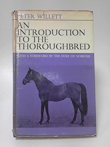 9780090788712: Introduction to the Thoroughbred