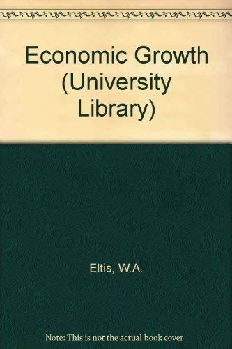 9780090794638: Economic Growth (Univ. Lib.)