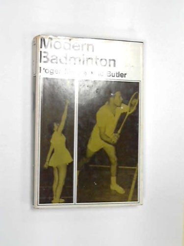 9780090803606: Modern Badminton