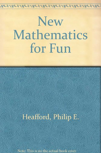 9780090809004: New Mathematics for Fun
