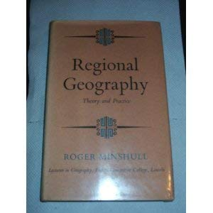 9780090827725: Regional Geography: Theory and Practice (University Library)