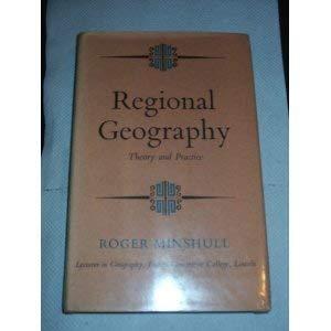 9780090827725: Regional Geography
