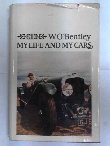 9780090841509: My Life and My Cars