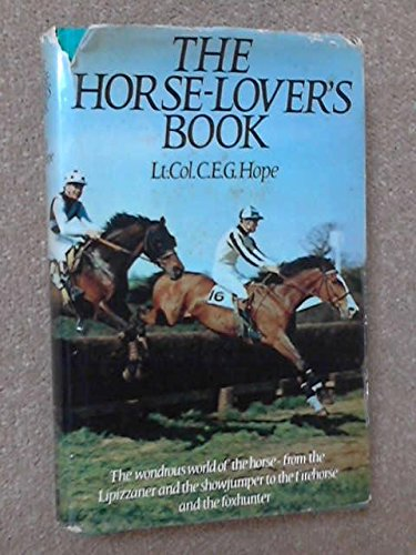 9780090845705: The horse-lover's book