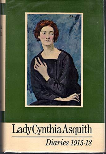 9780090846405: Lady Cynthia Asquith Diaries 1915-1918