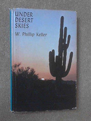 9780090854707: Under desert skies