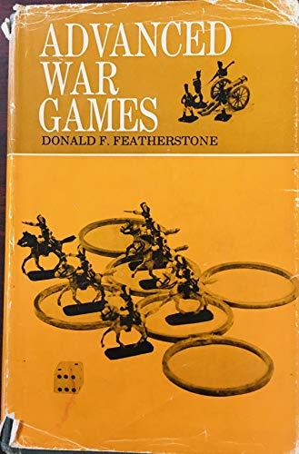 9780090873500: Advanced War Games