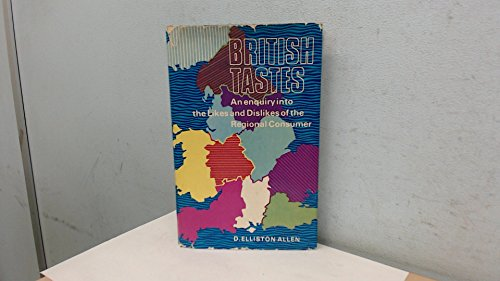 9780090881109: British Tastes
