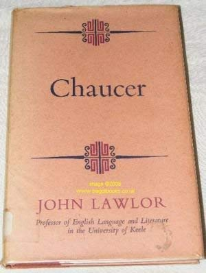 9780090883400: Chaucer (University Library)