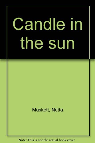 9780090893102: Candle in the sun
