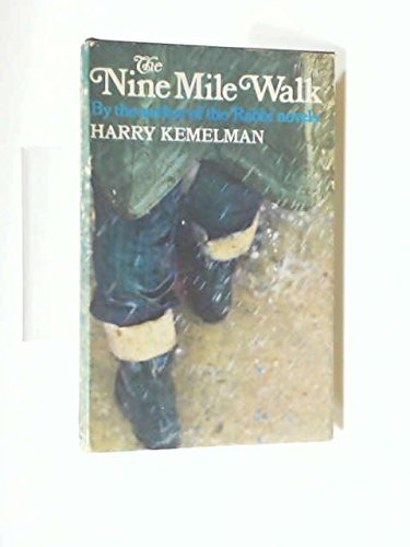 9780090897308: Nine Mile Walk