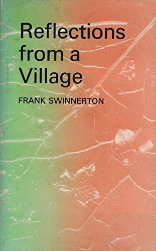 9780090950607: Reflections from a village,