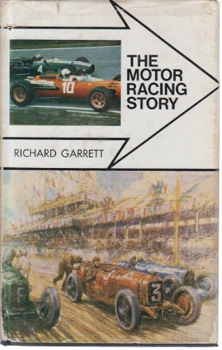 9780090951703: The motor racing story
