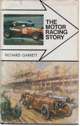 9780090951703: The motor racing story