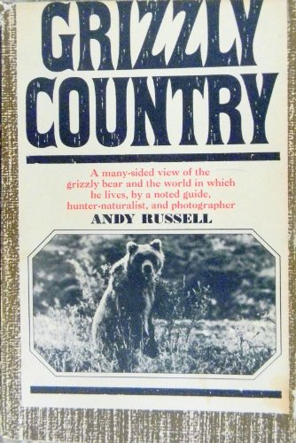 9780090955206: Grizzly Country