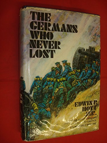 9780090964000: The Germans who never lost