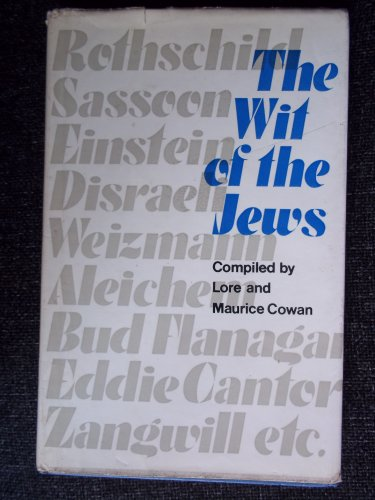 9780090964406: Wit of the Jews