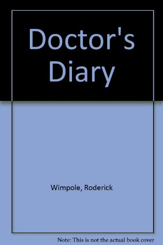 9780090965304: Doctor's Diary