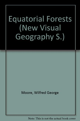9780090968411: The equatorial forests (New visual geography, regional series)