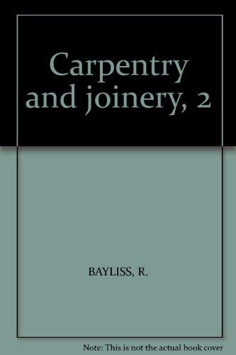 9780090979318: Carpentry and Joinery - Book 2