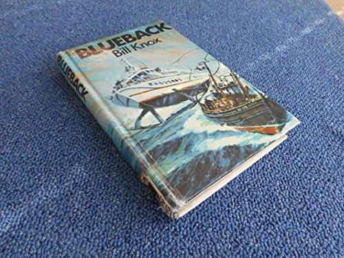 9780090981205: Blueback: A Webb Carrick story