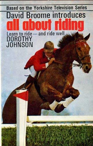 9780090987504: All About Riding