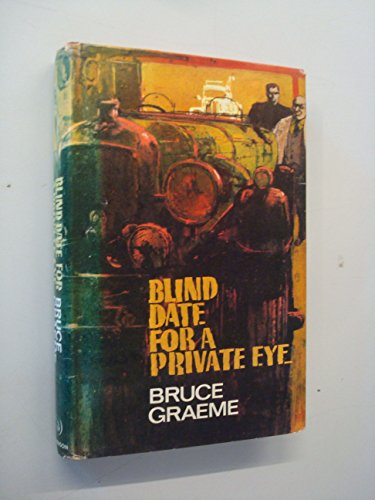 9780090993703: Blind Date for a Private Eye