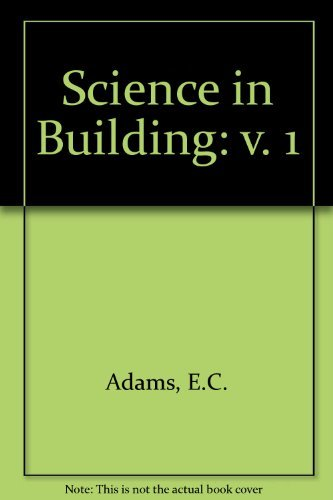 9780091003111: Science in Building (v. 1)