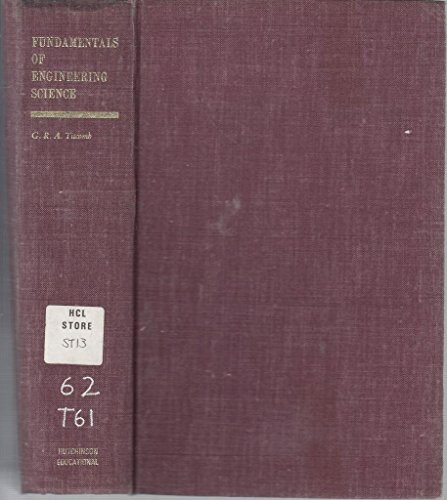 9780091007300: Fundamentals of Engineering Science