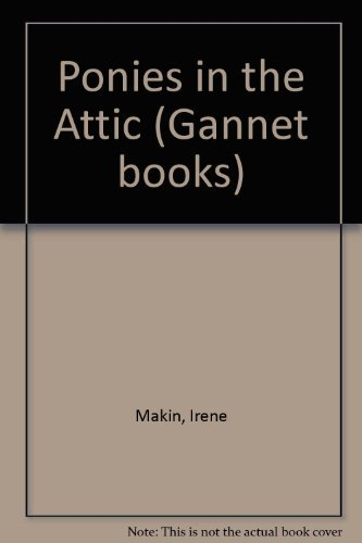 9780091008307: Ponies in the Attic (Gannet books)