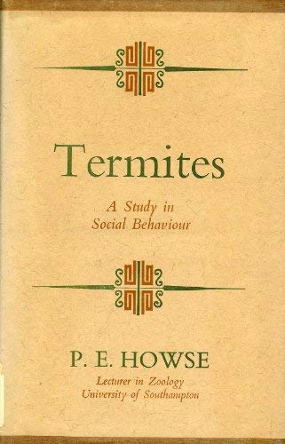 9780091008413: Termites: A Study in Social Behaviour