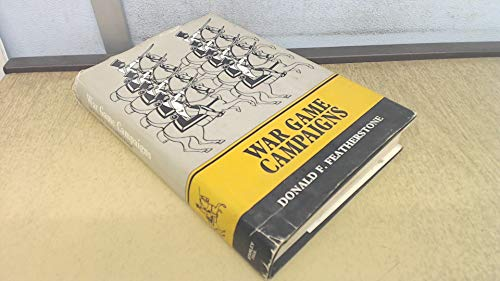 9780091024901: War Game Campaigns