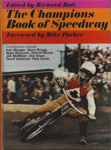 9780091027407: Champion's Book of Speedway