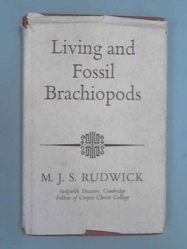 9780091030803: Living and fossil brachiopods (Hutchinson university library. Biological sciences)